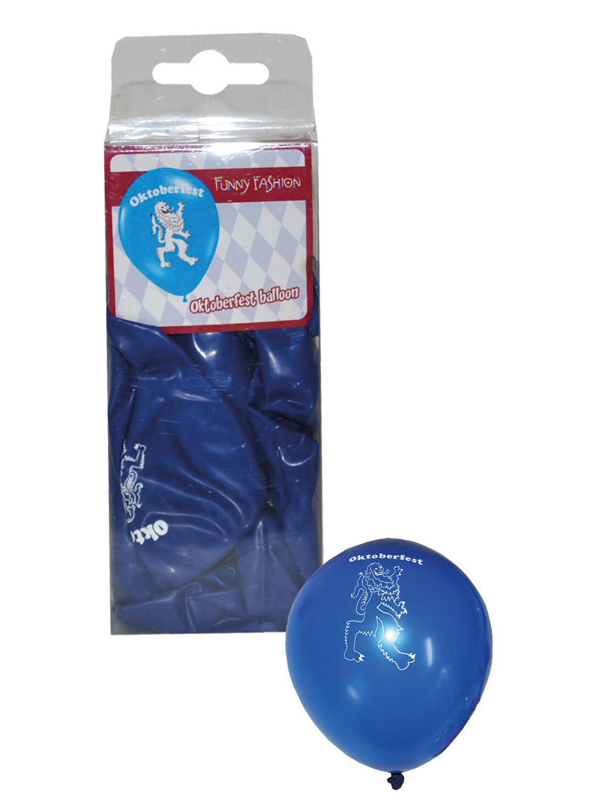 Luftballons Oktoberfest 12er