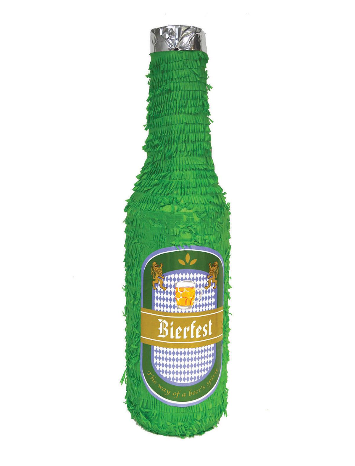 Pinata Bierflasche