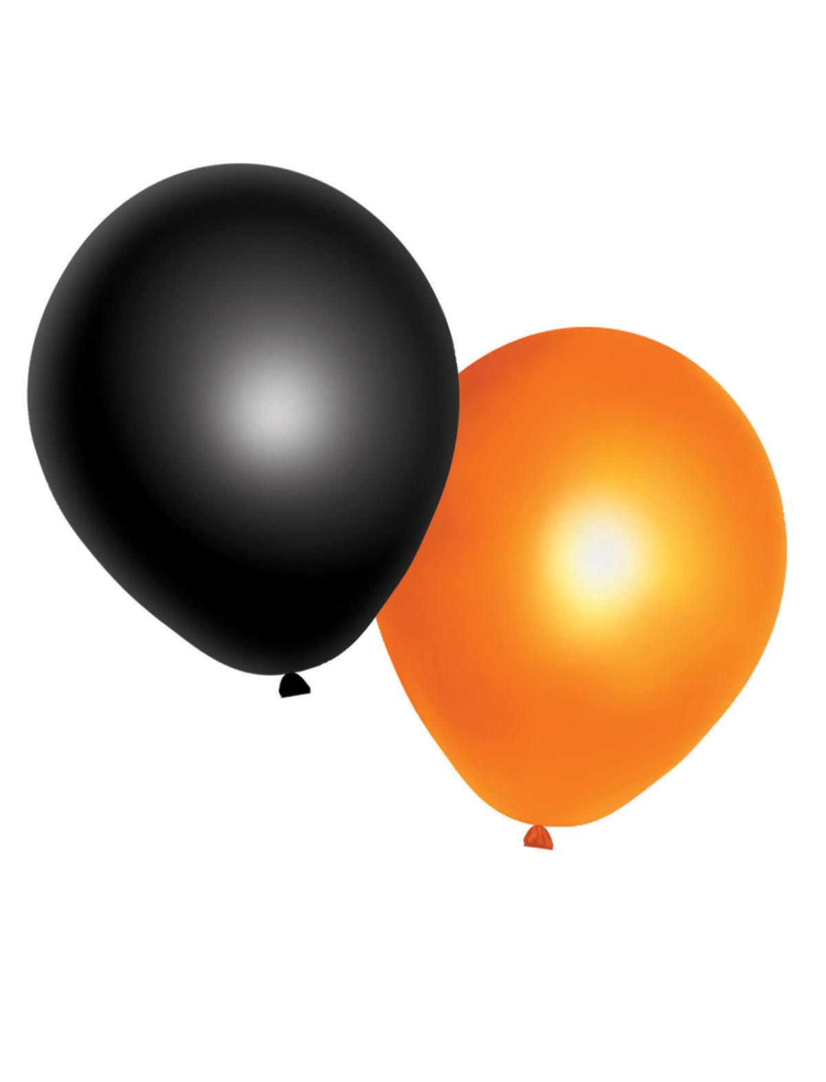 Luftballon Halloween 10er