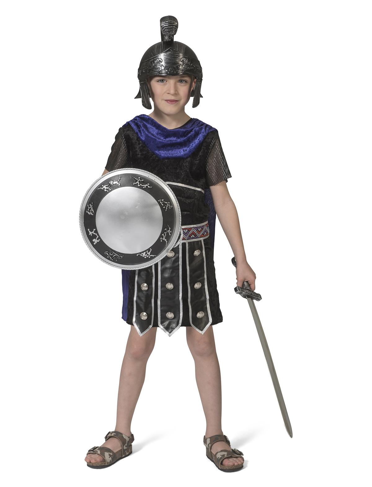 Kriegerjunge Kind