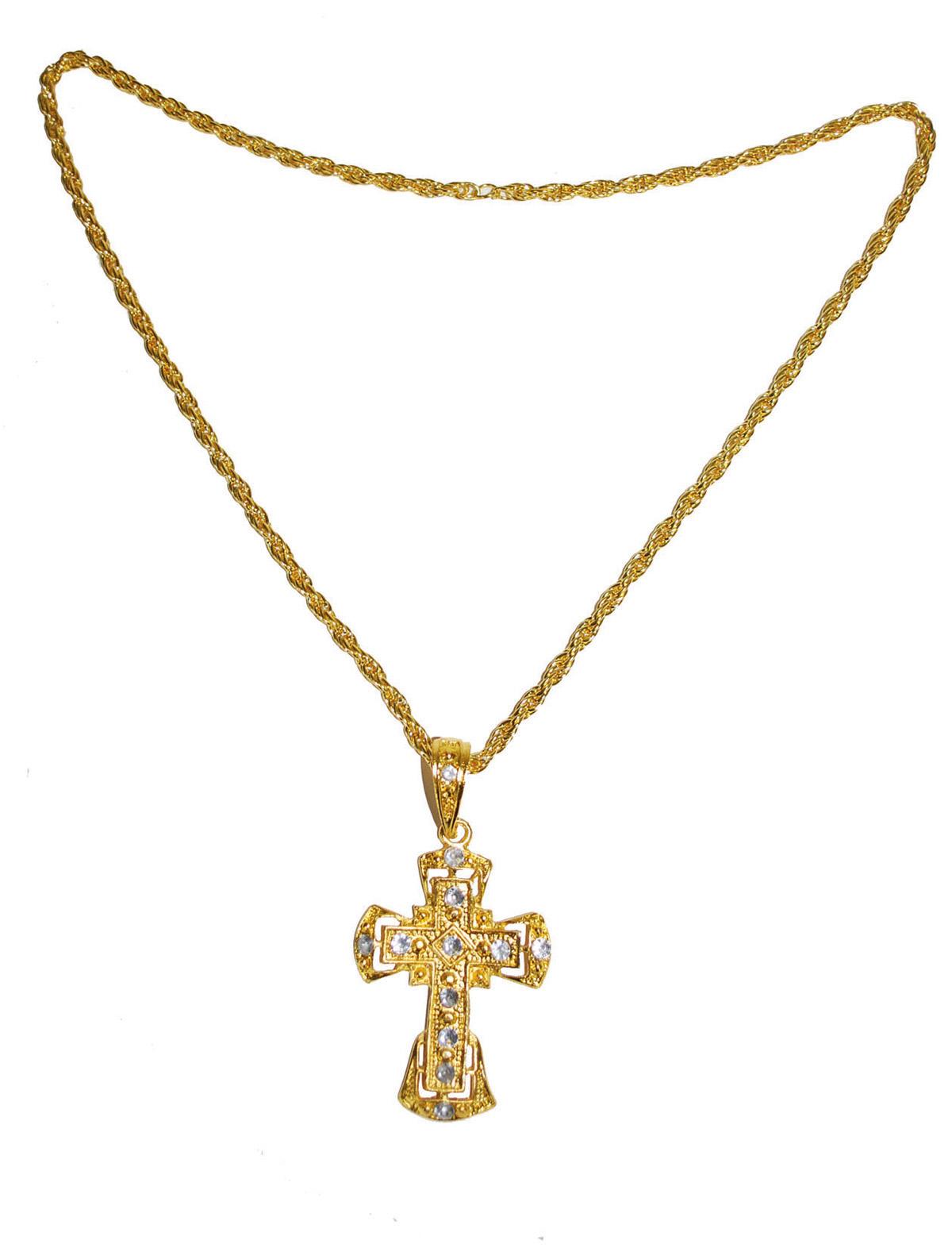 Kette Kreuz Venedig
