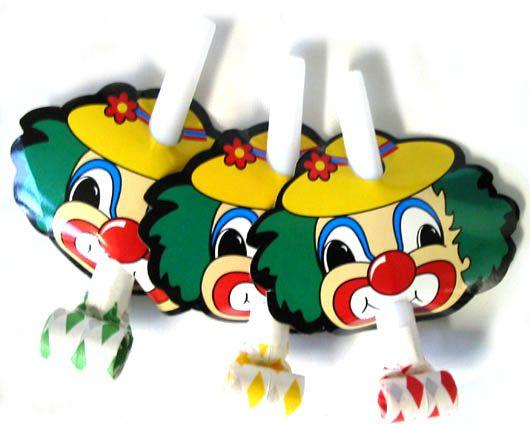 Clown Luftrüssel