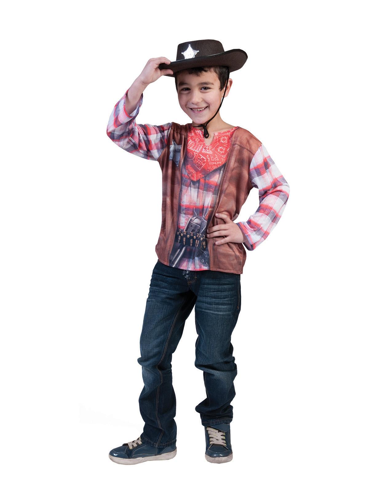 3D-Shirt Cowboy Kind