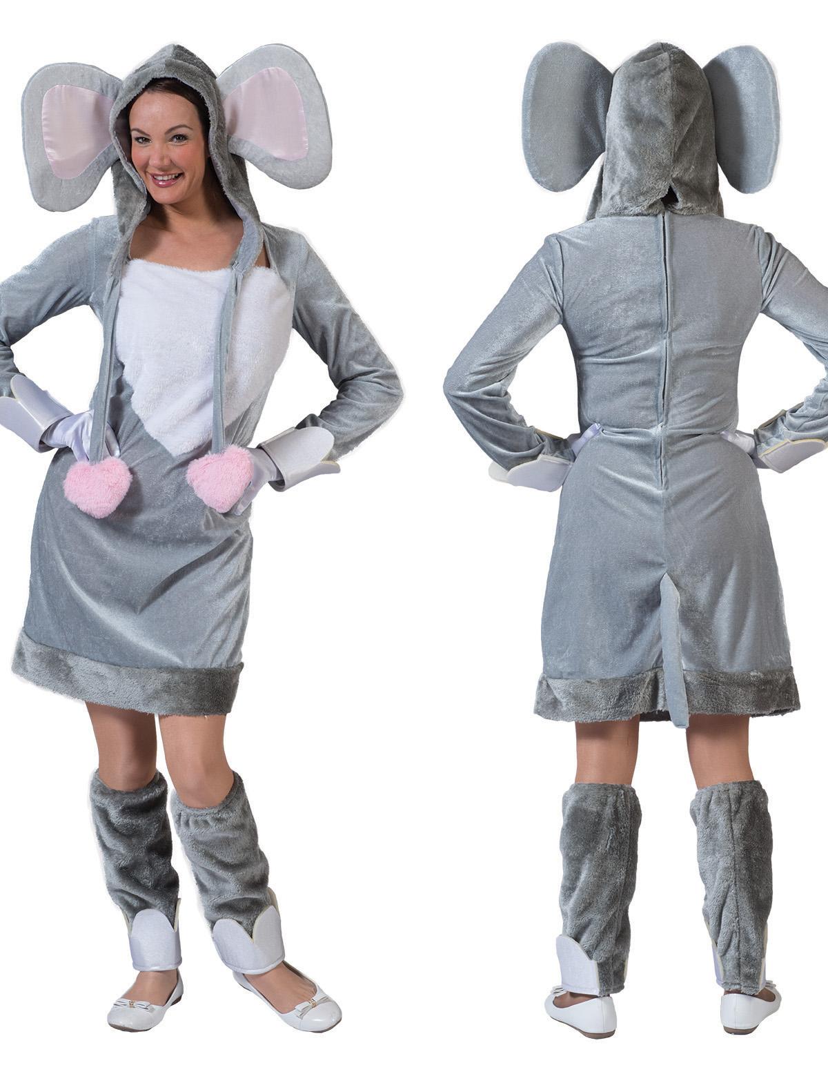 Kleid Elefantendame Elif