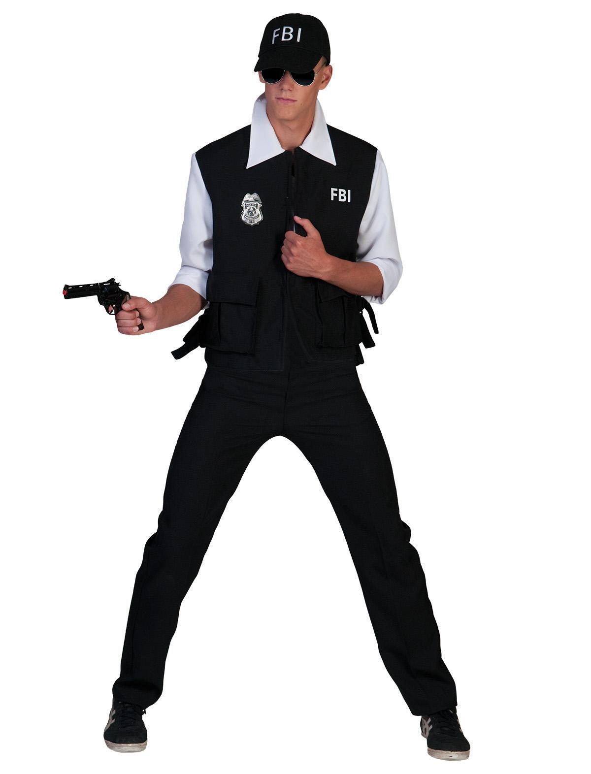 FBI Agent Collin