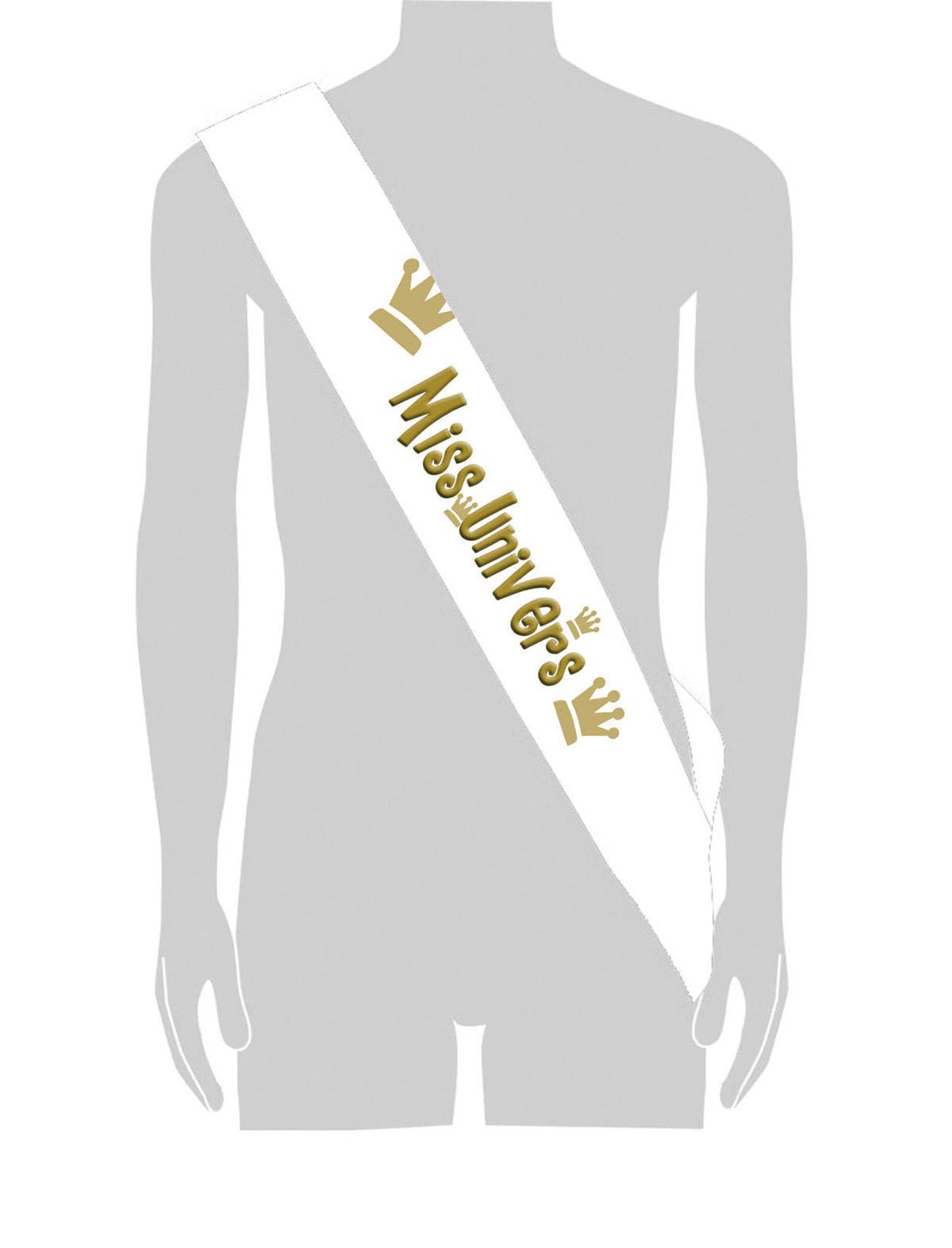 Schärpe Miss Universe