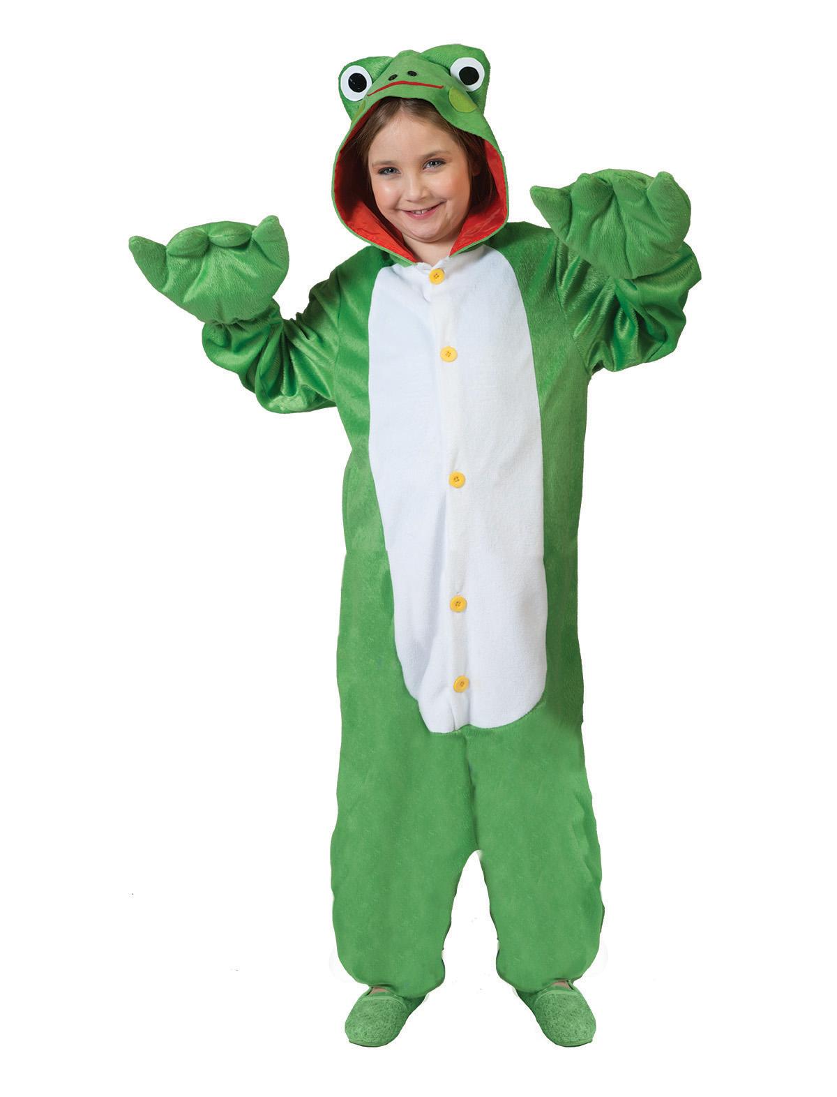 Cozy Suit Frosch Kind