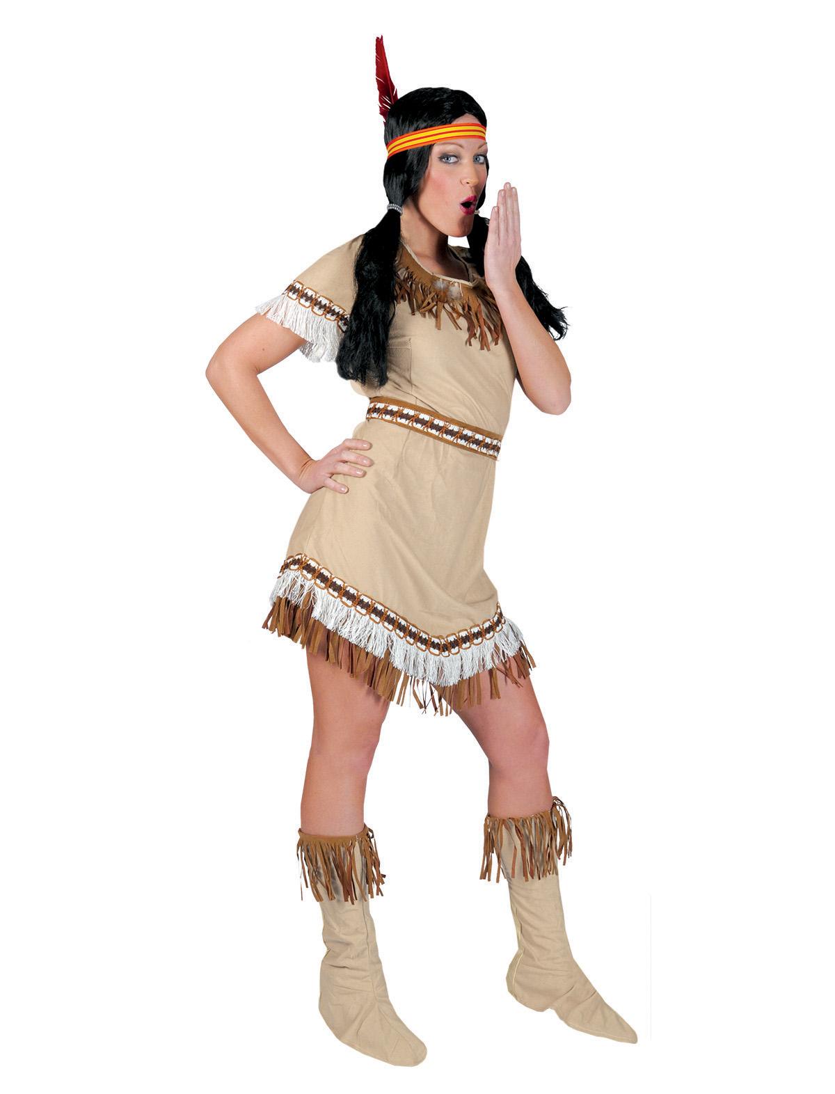 Indianerin Cheyenne