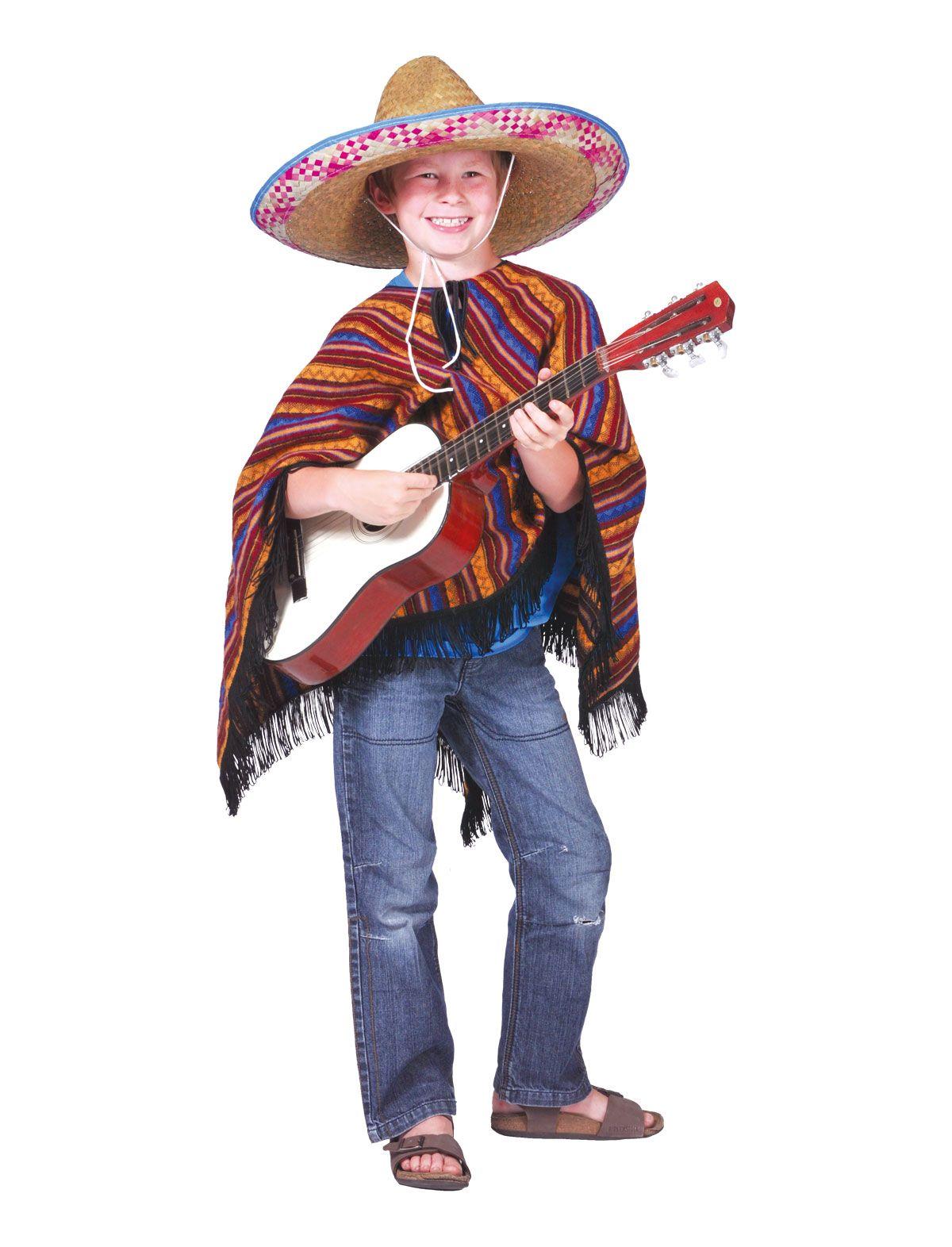 Poncho Diego Kind
