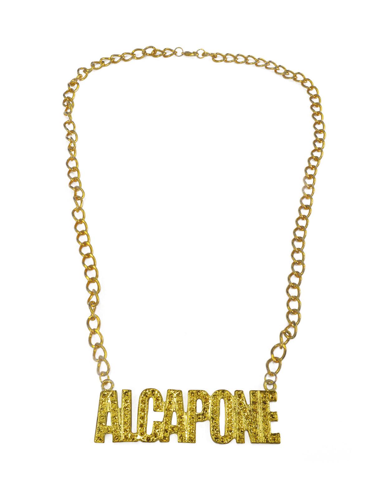 Goldkette Alcapone