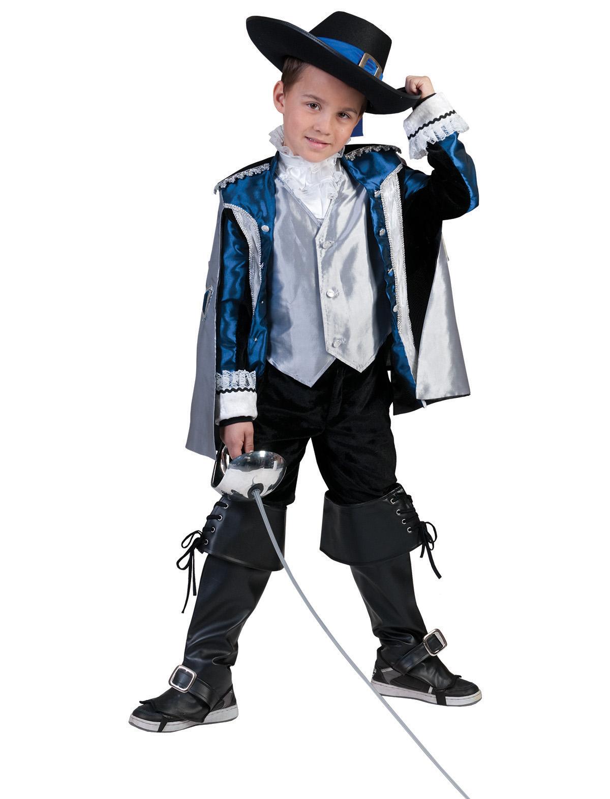 Musketier Laurence Kind