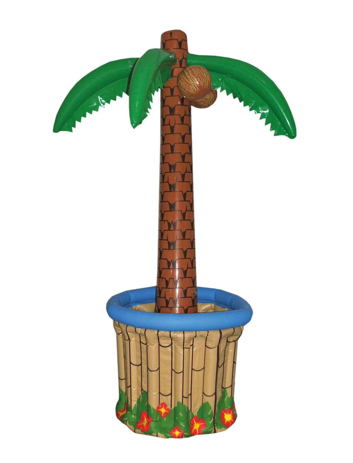 Aufblasbare Palme mit Kühlbehälter 180 cm