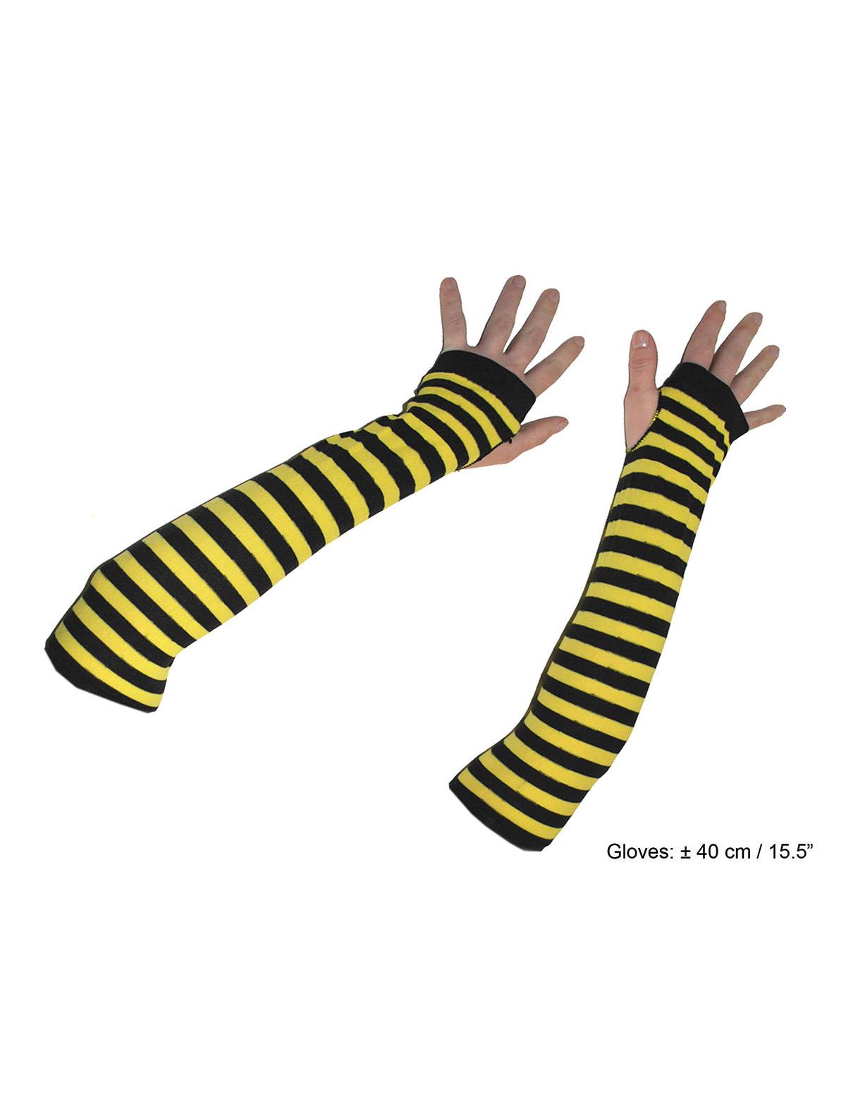Armstulpen Biene