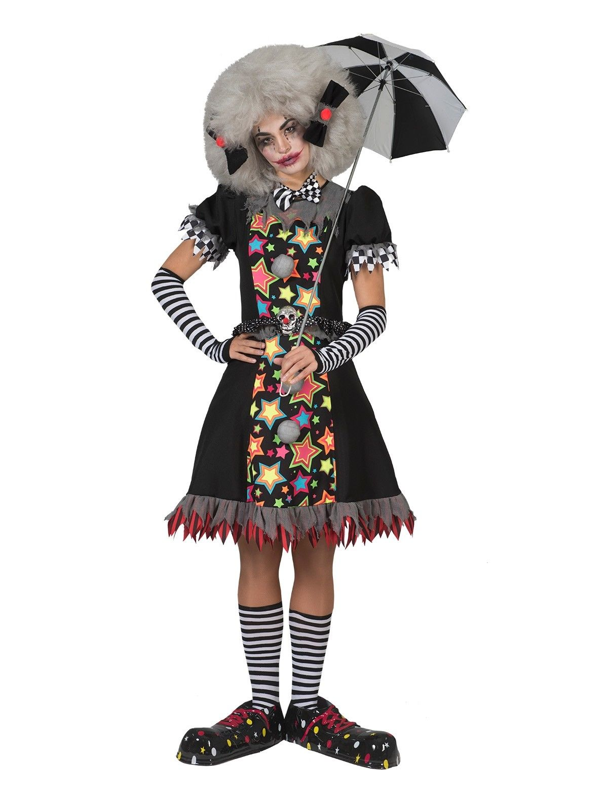 Carnevil Clown Dame