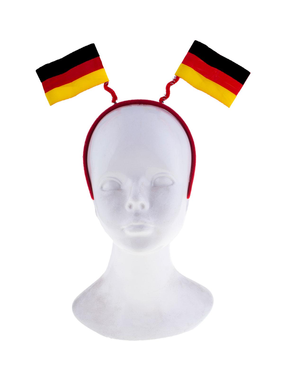 Haarreif Flaggen Deutschland
