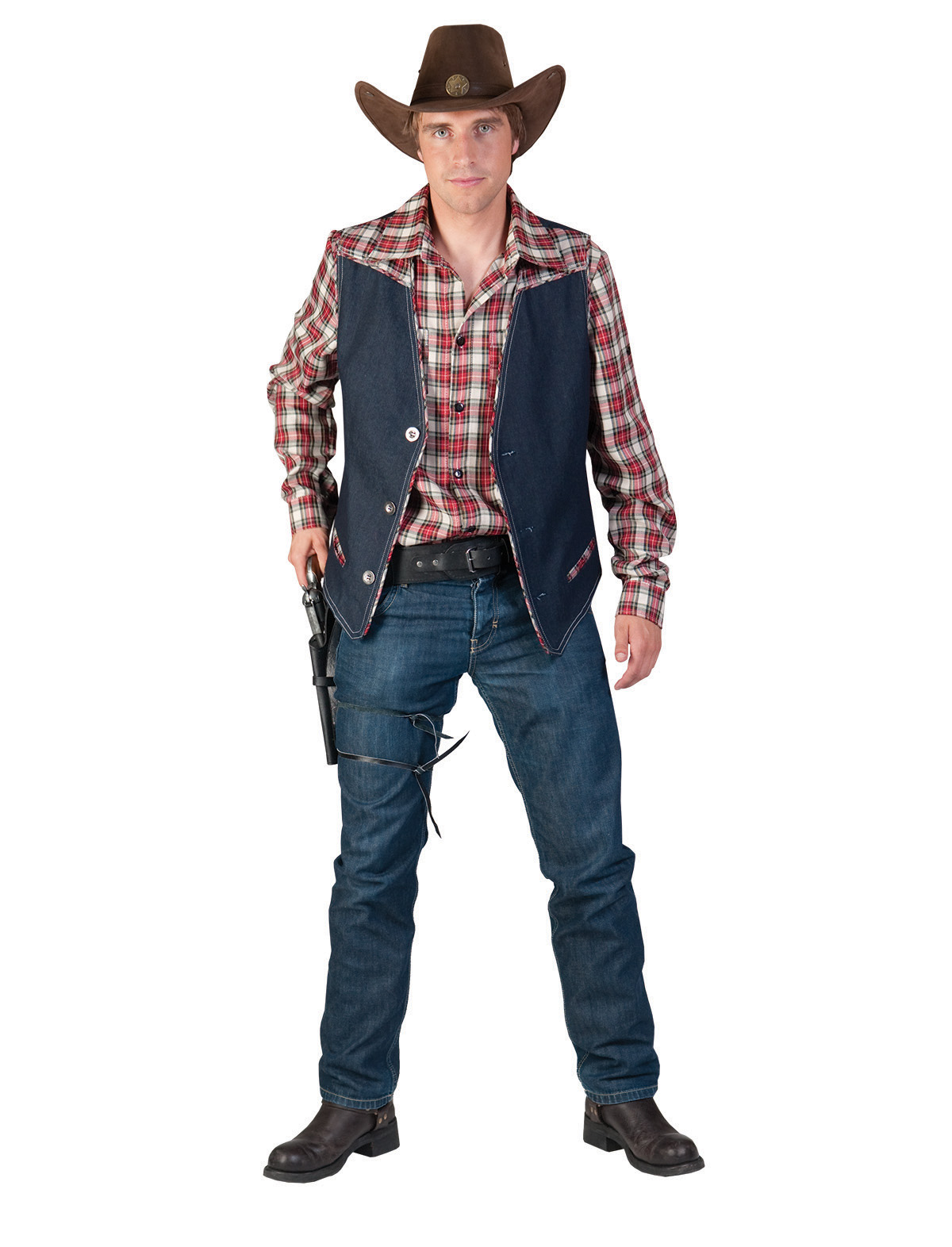 Cowboy Hemd Adam