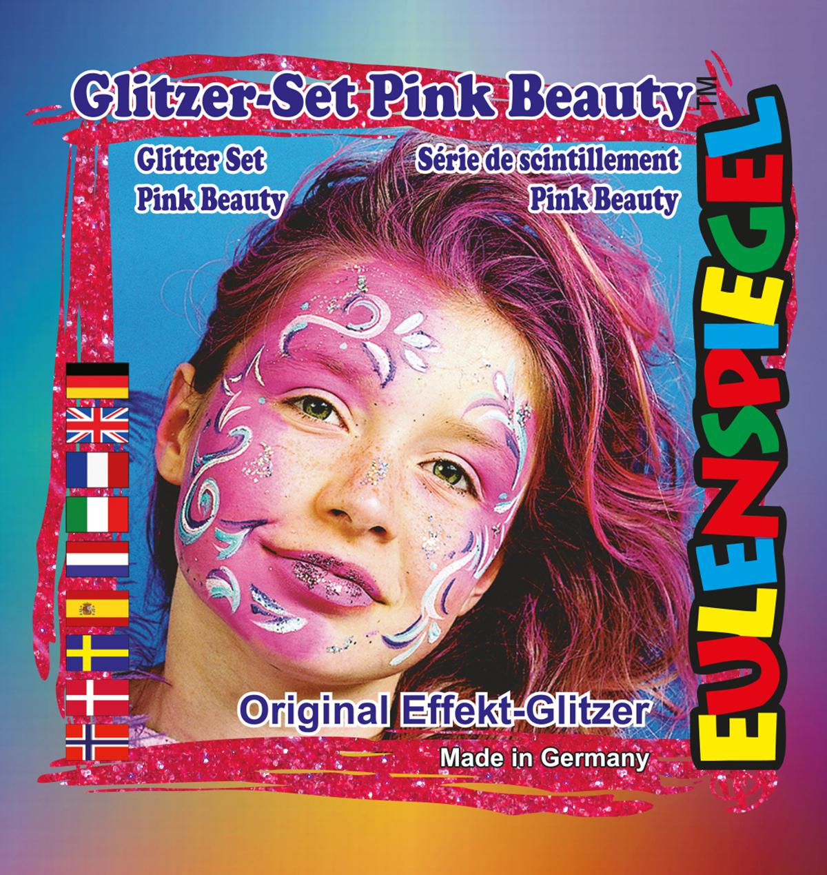 Glitzer Set Beauty