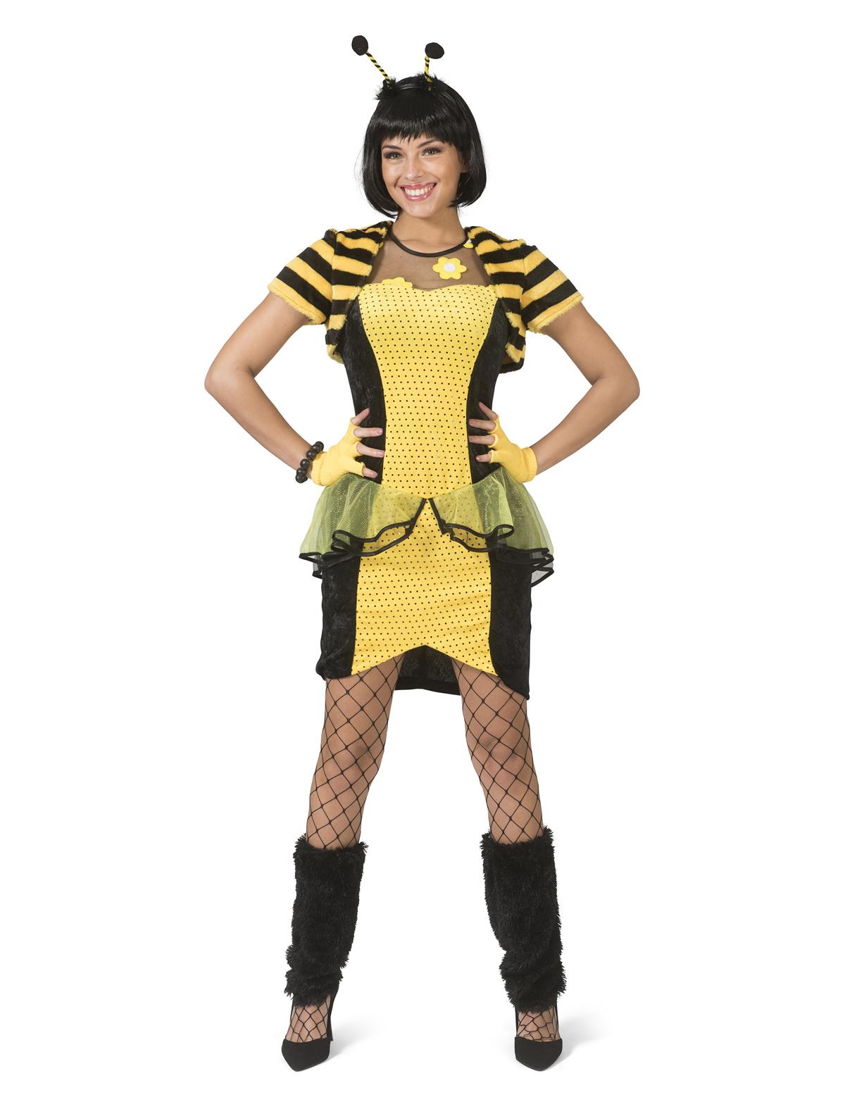 Kleid Wespen Königin