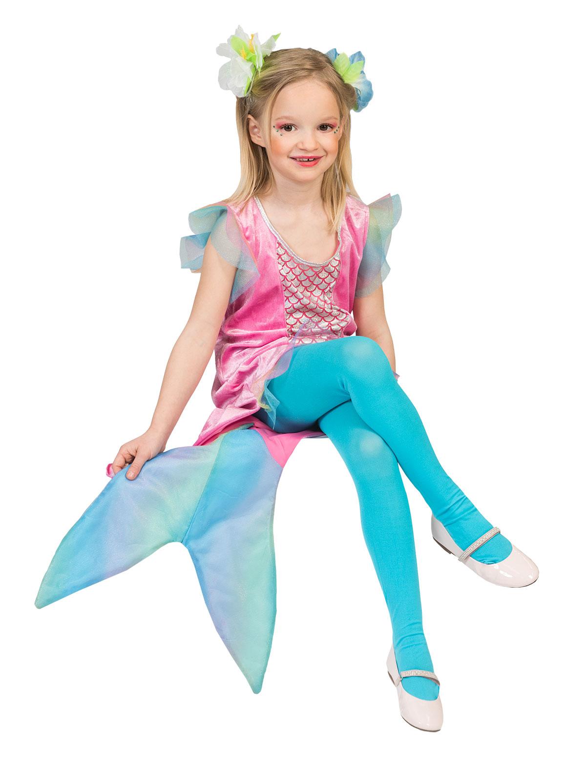 Meerjungfrau Undine Kind