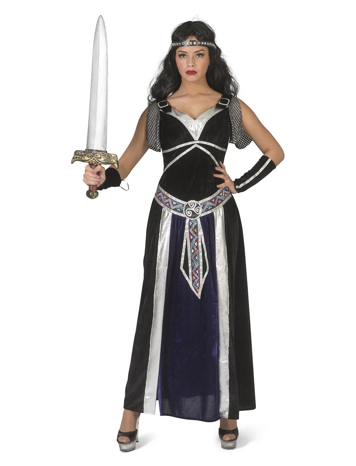 Kleid Kriegerprinzessin