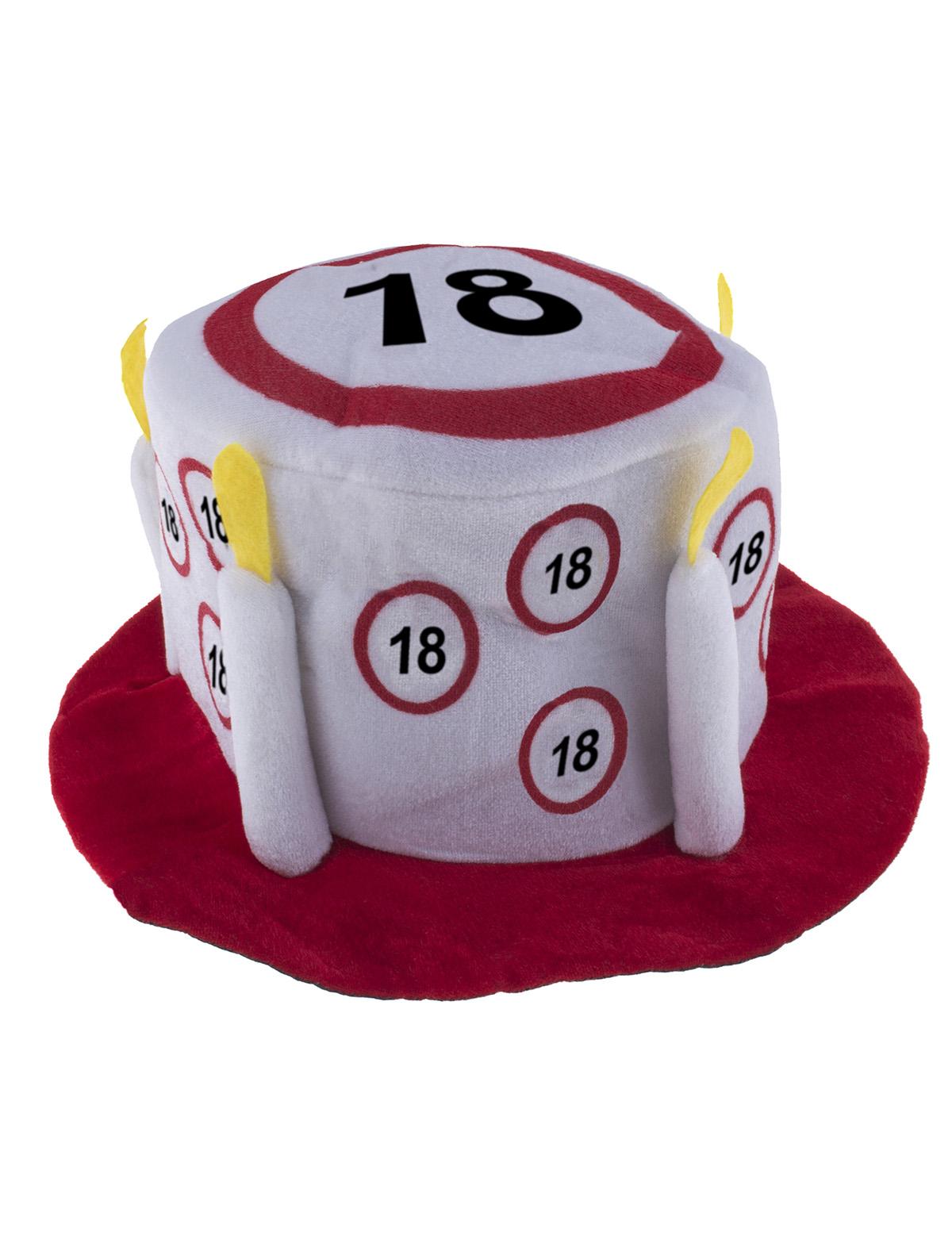 Hut Geburtstag 18