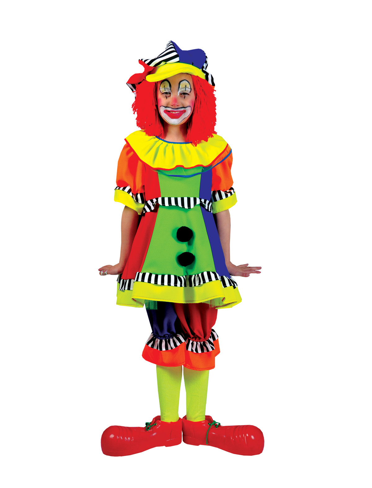 Clown Pierina Kind