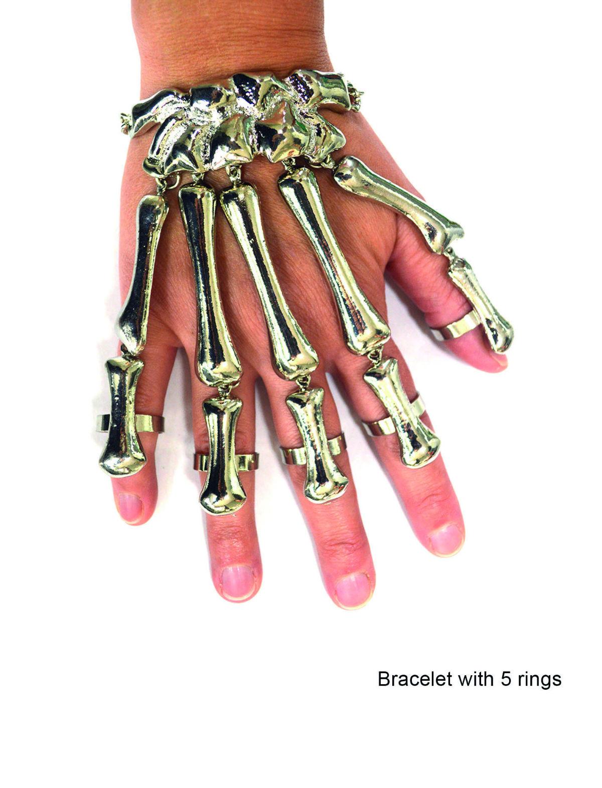 Handschmuck Knochen