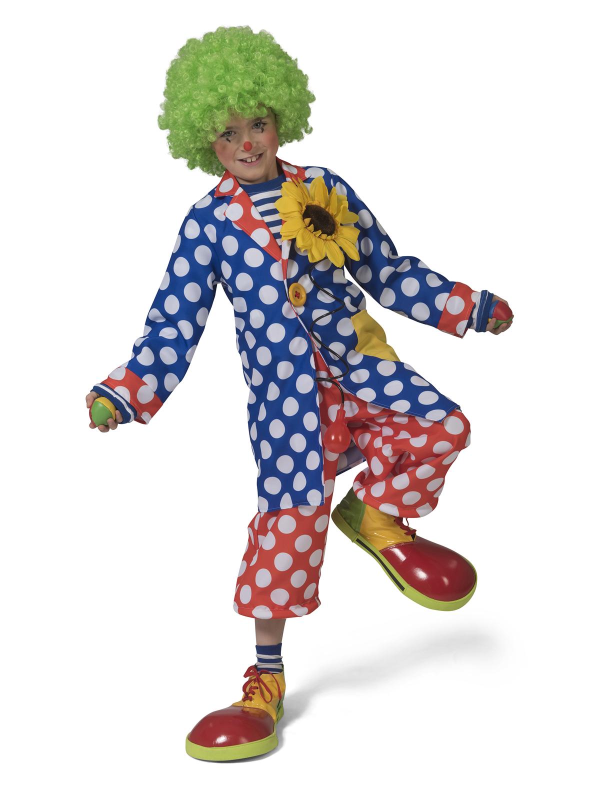 Clown Carlo Kind