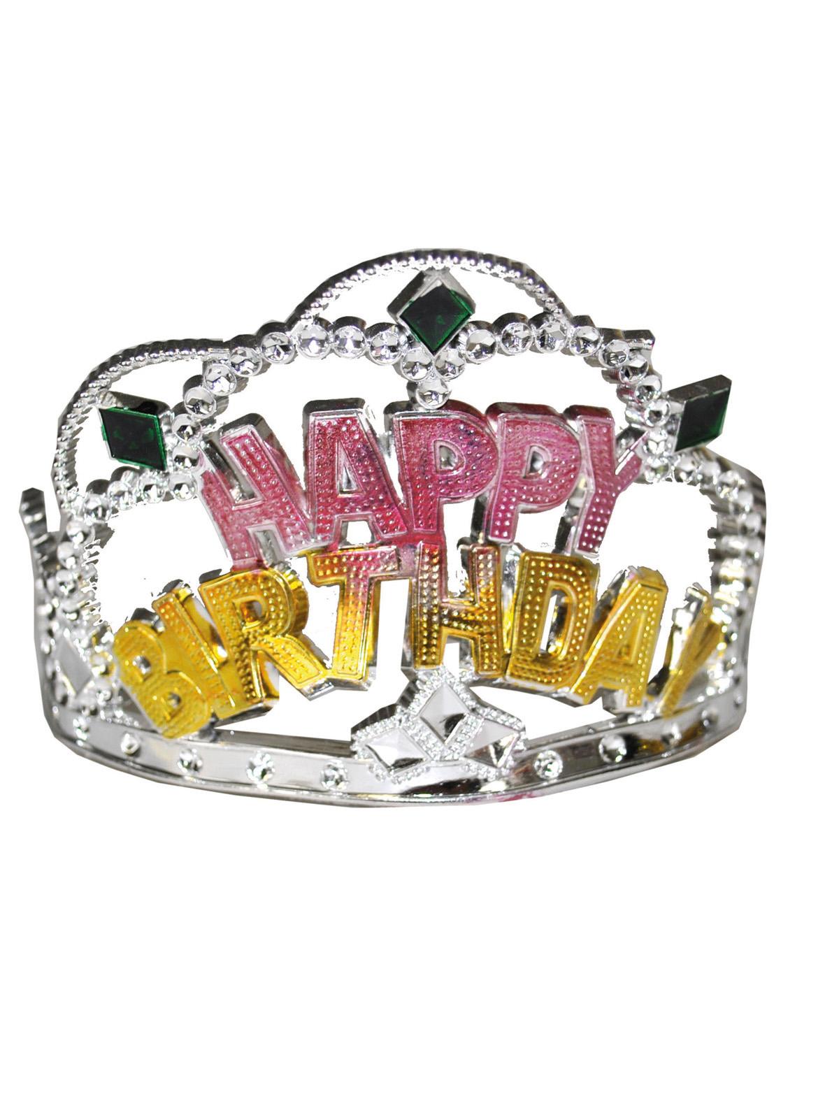 Diadem Happy Birthday