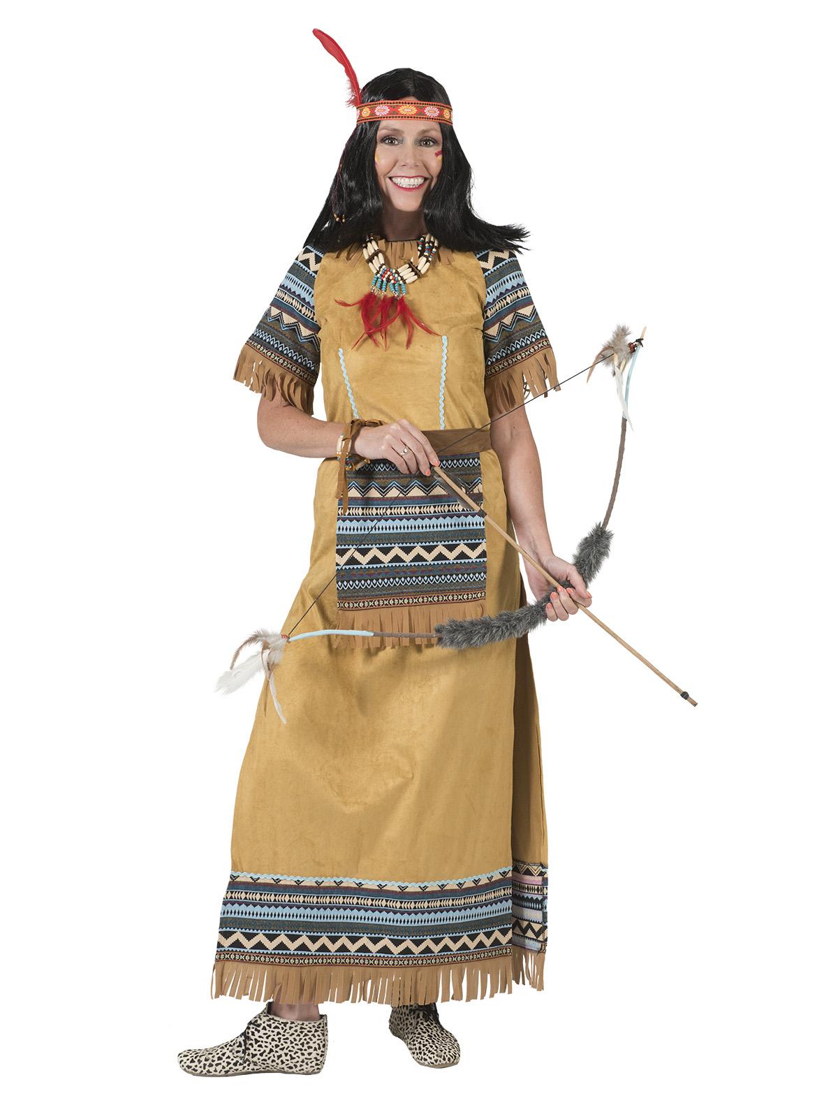 Indianerin Cherokee
