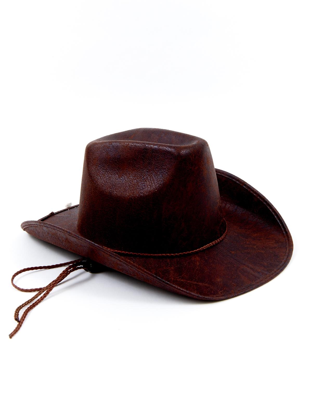 Cowboyhut Bennet braun