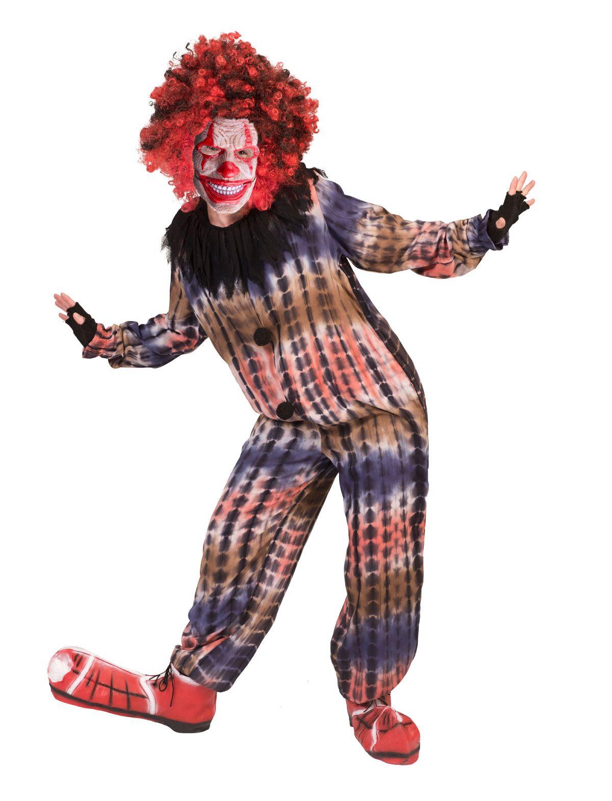 Creepy Clown Herren
