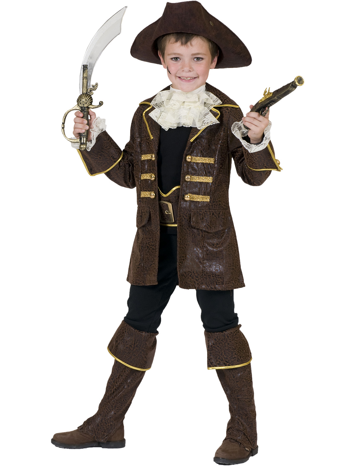 Pirat Francis Kind