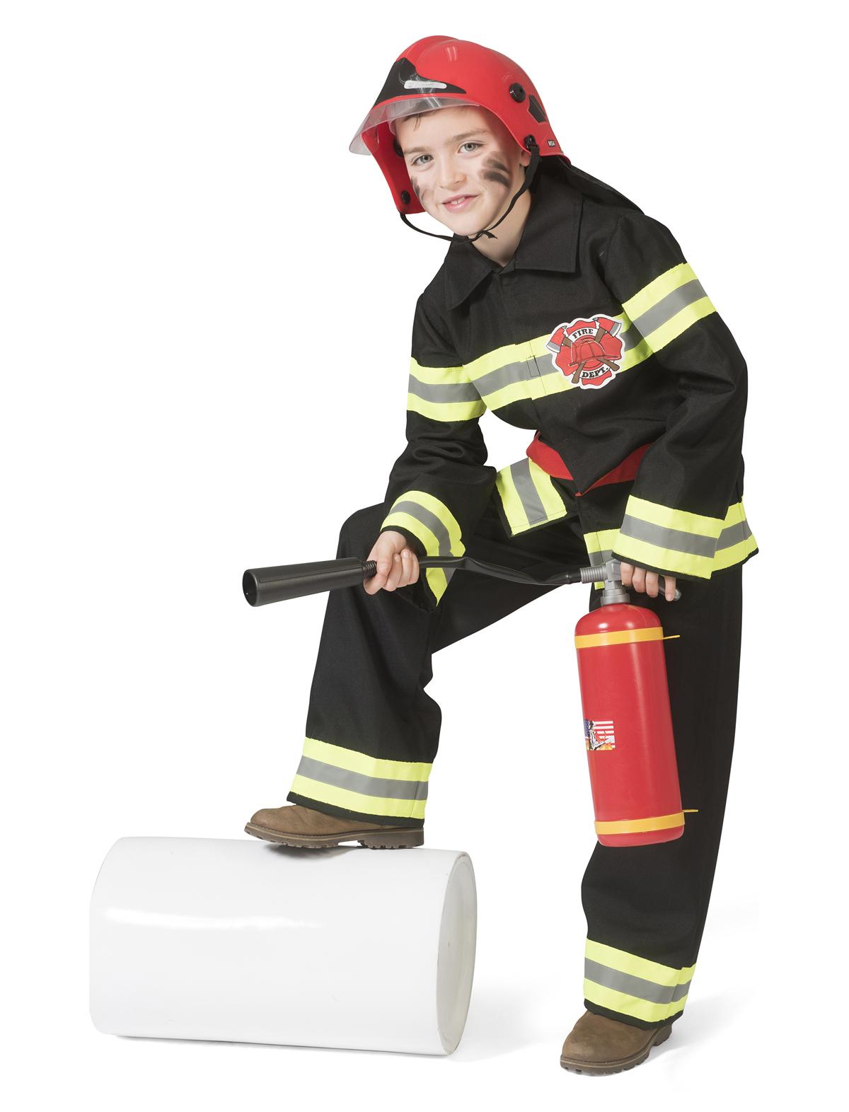 Feuerwehrmann Fred Kind