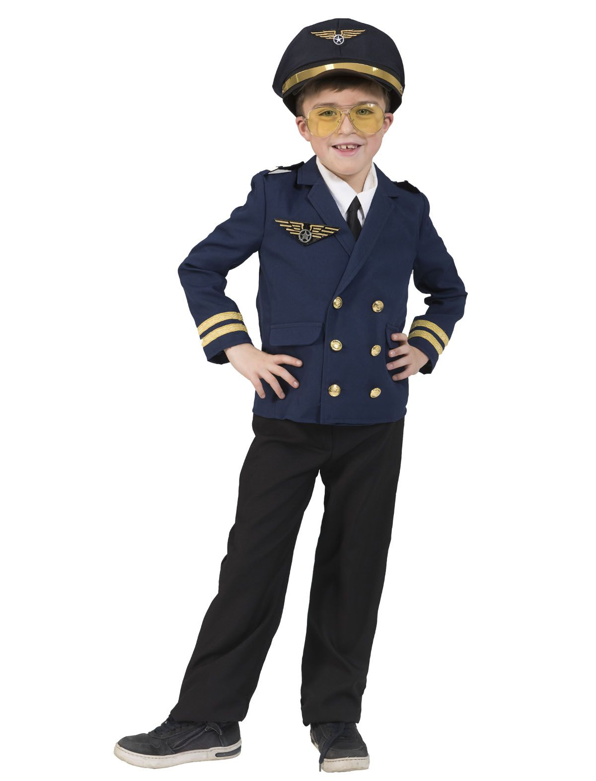Jacke Pilot Dustin Kind