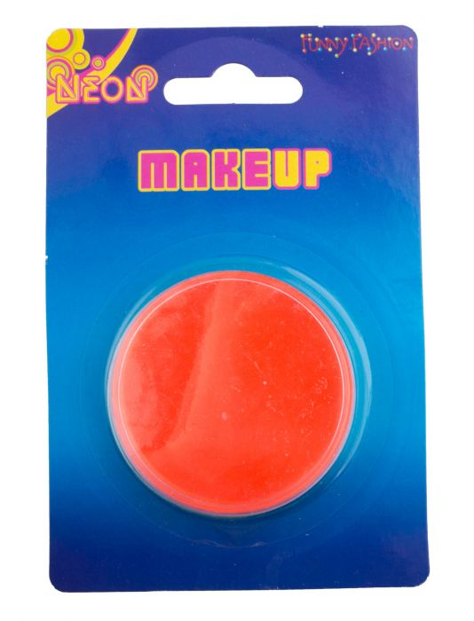 Make Up neon orange