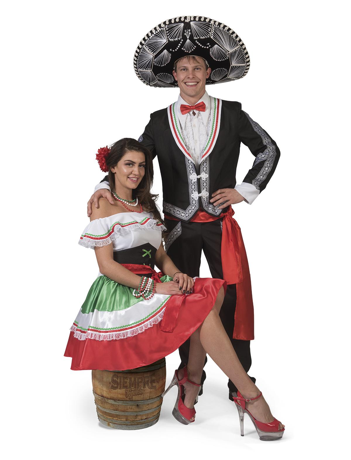 Anzug Mexikaner Maximo