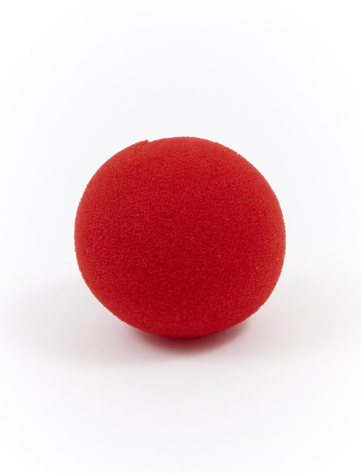 Schaumstoffnase rot