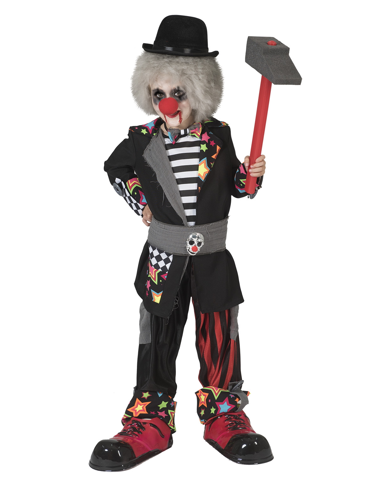 Carnevil Clown Boy