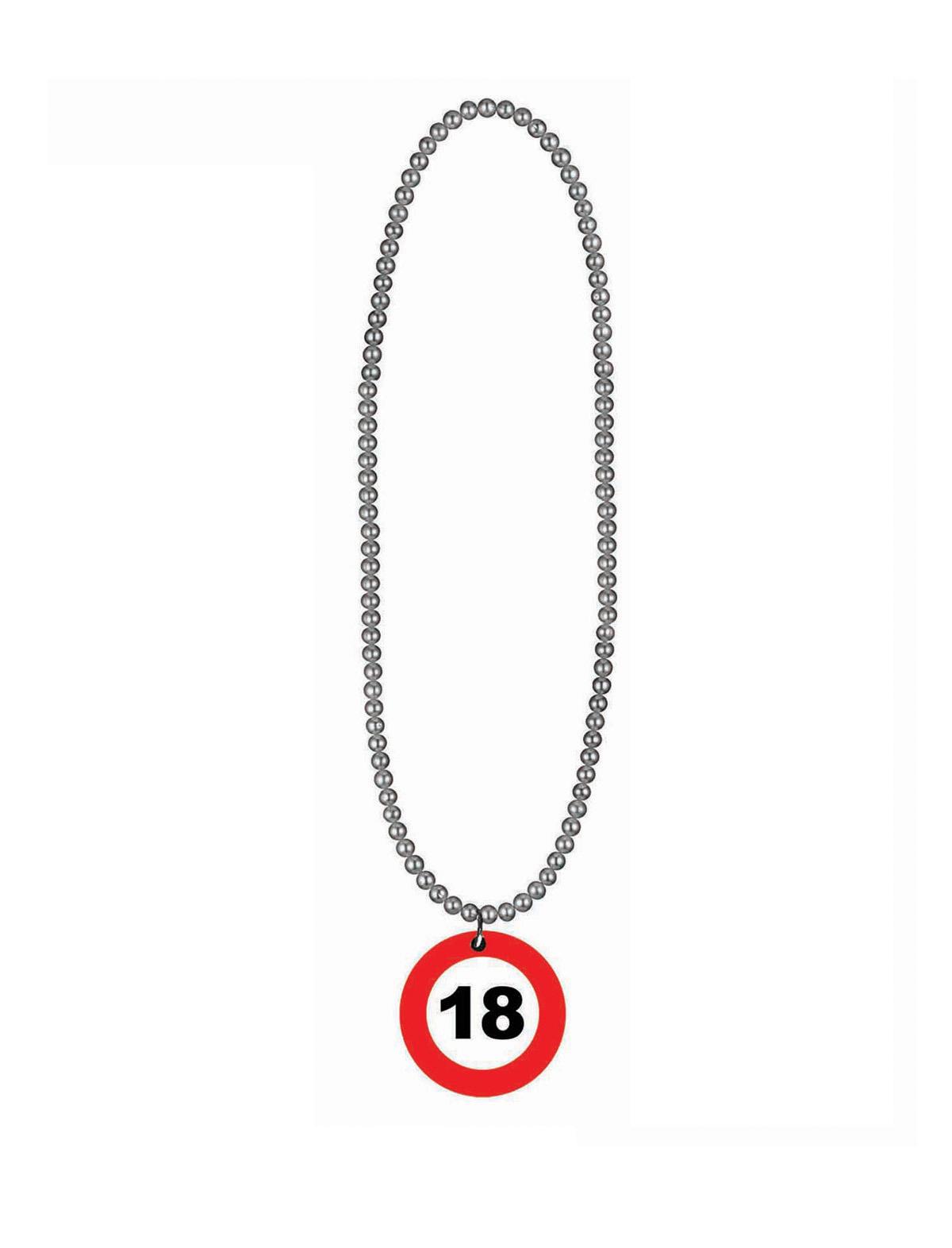 Halskette Geburtstag 18-70 Jahre 18 Jahre