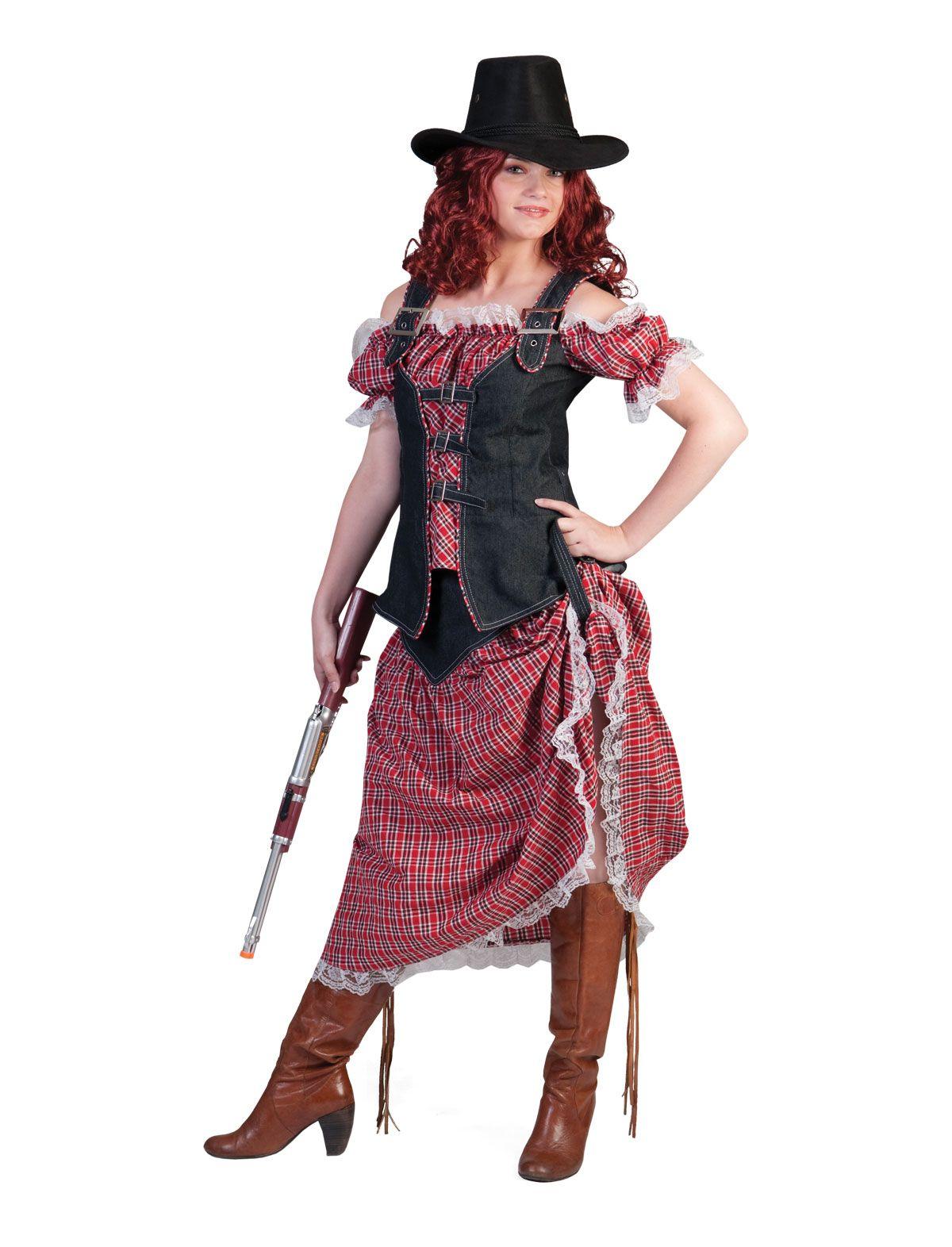 Cowgirl Denim Ranger lang