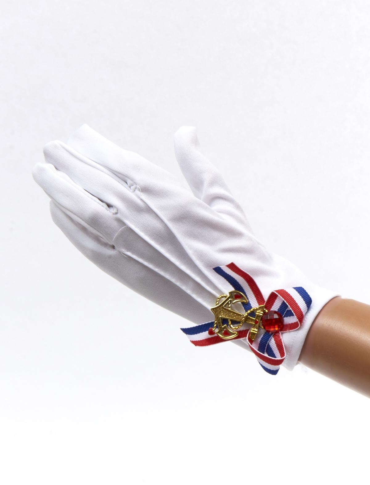 Handschuhe mit Anker