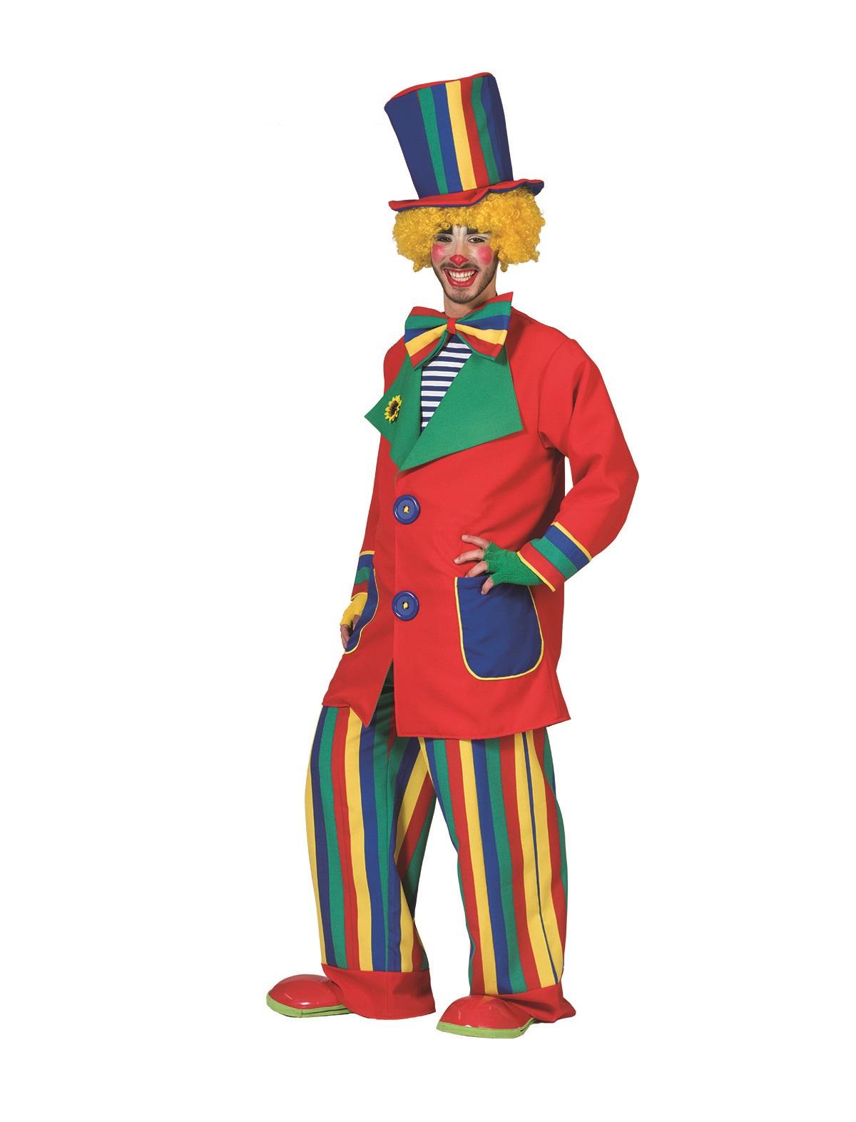 Clown Hennes