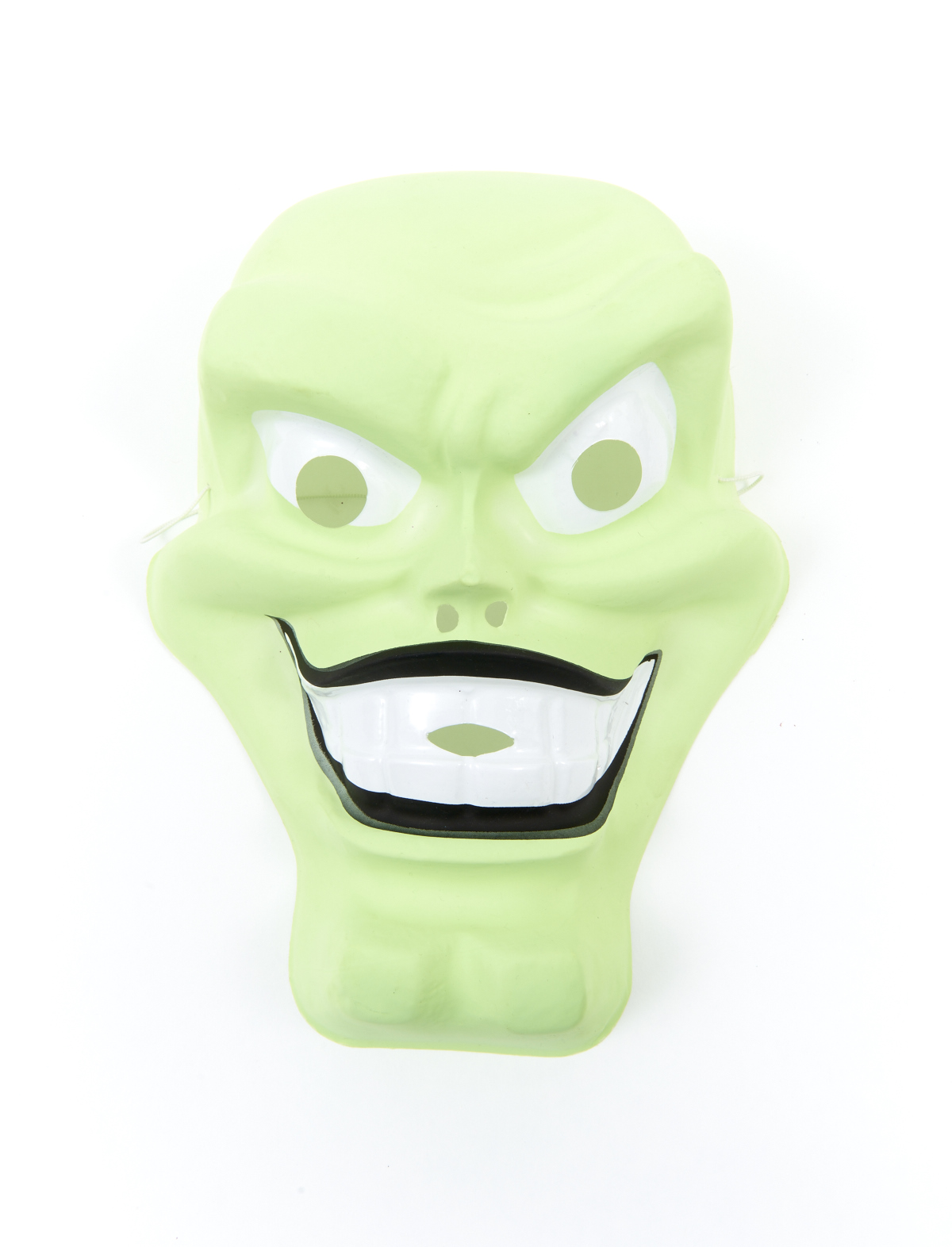 Maske grün
