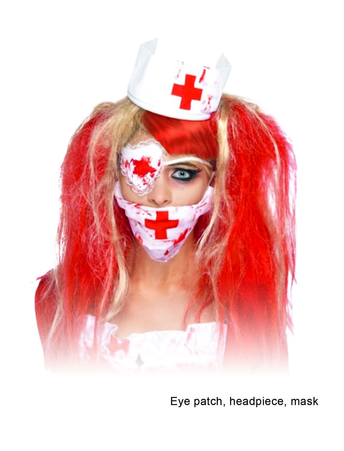 Set Horror Krankenschwester
