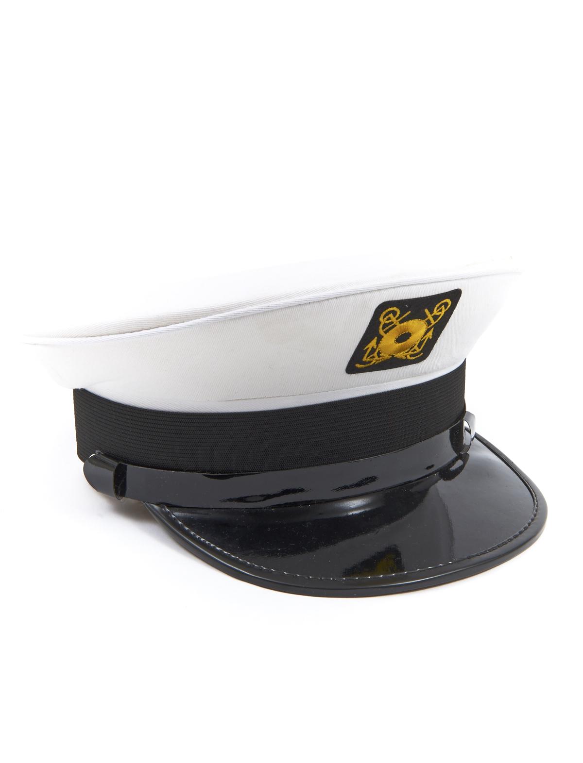 Mütze Kapitän Luxus