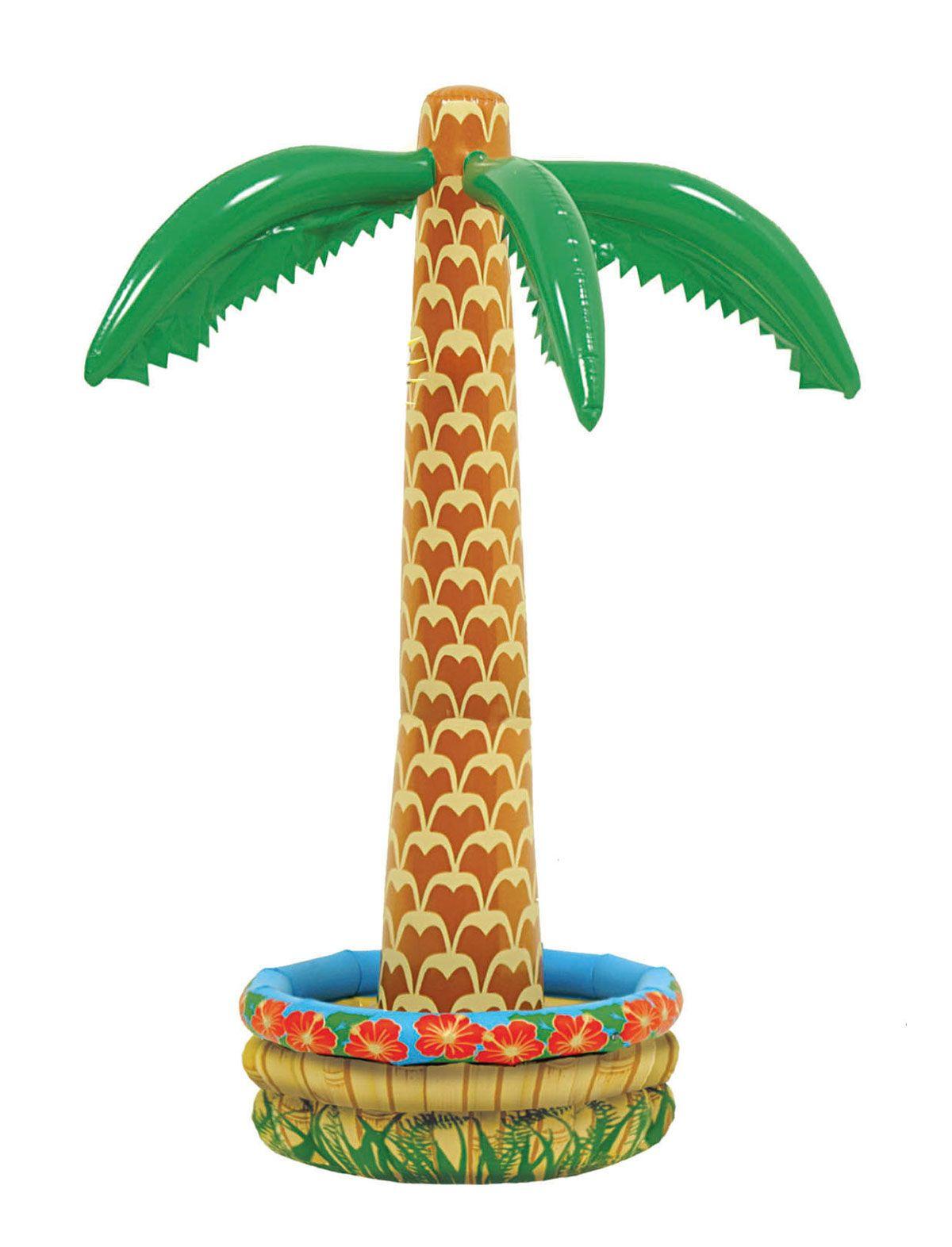 Aufblasbare Palme Hawaii 180 cm