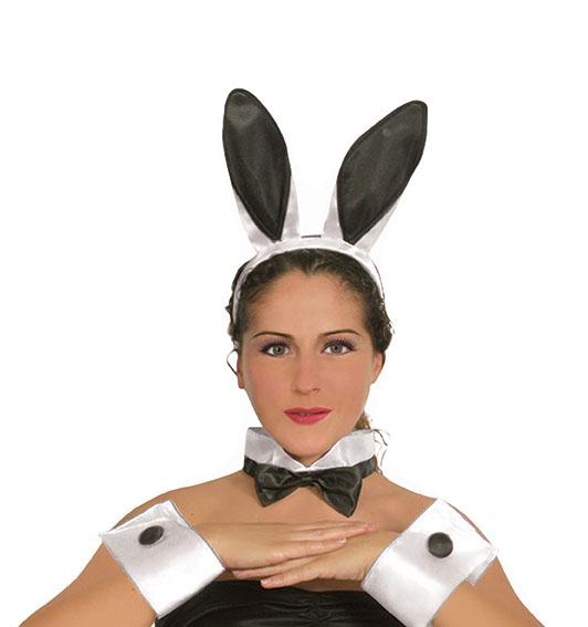 Bunny Girl weiß