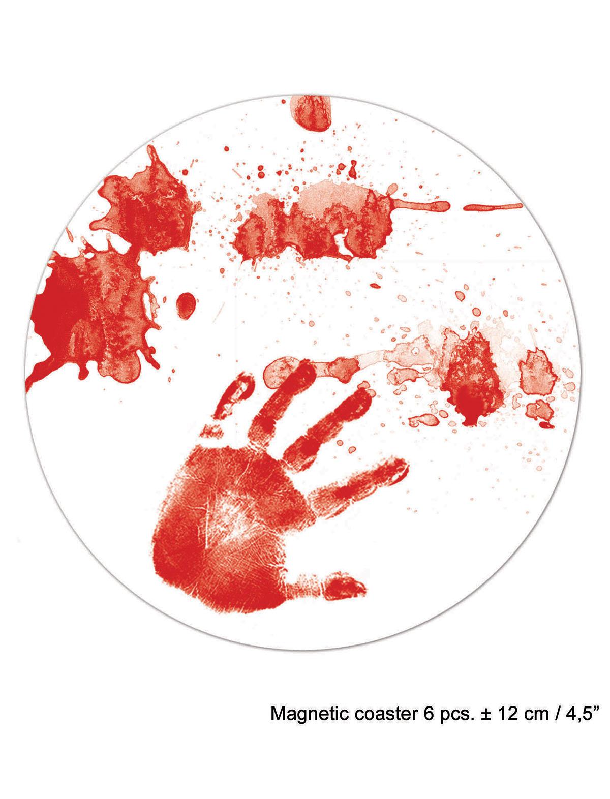 Untersetzer Blut