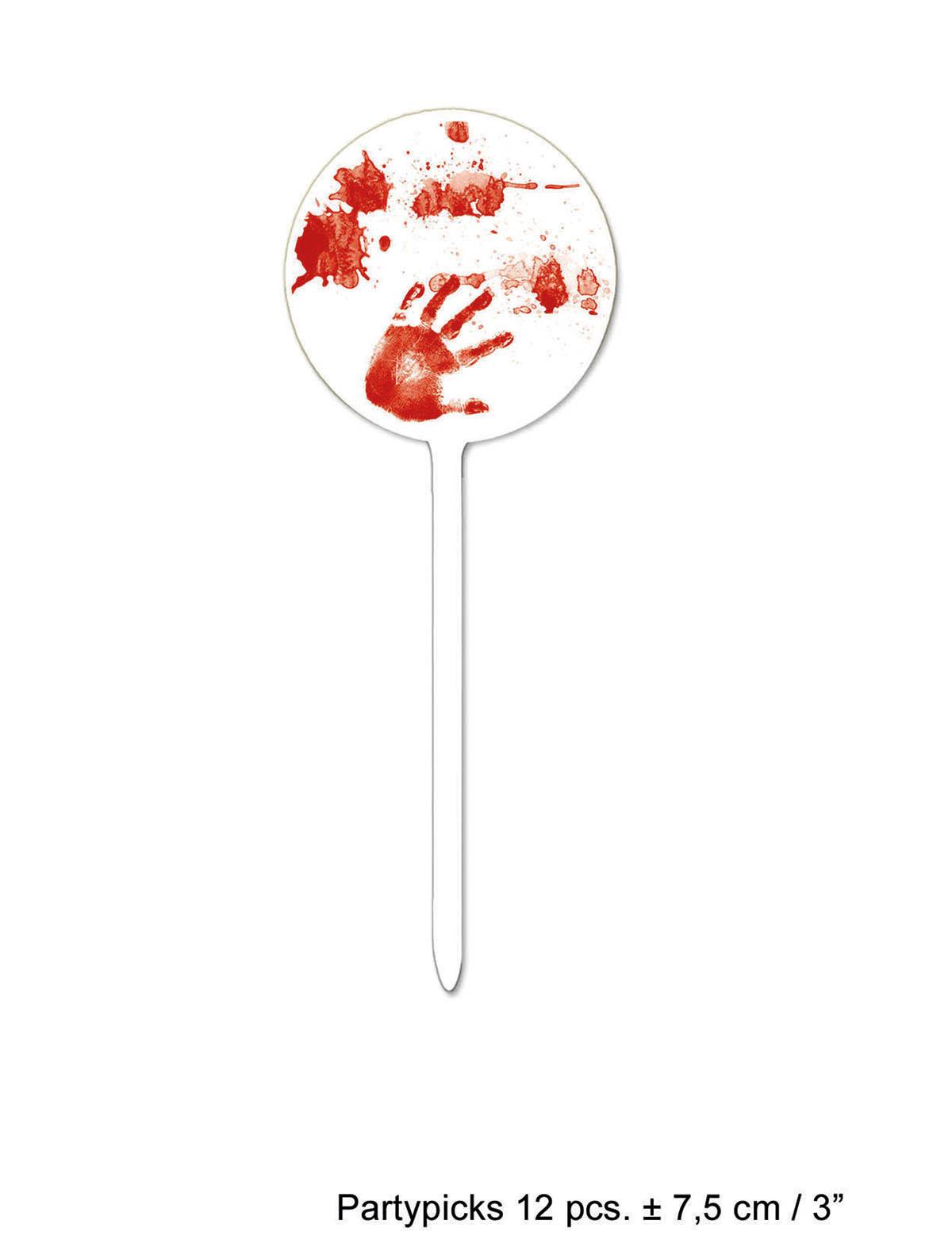 Käsepicker Blut